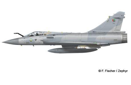 العراق وفرنسا يتفاوضون حول الميراج2000-9 و الرافال File